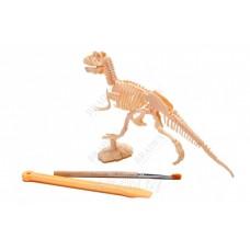 Набор для раскопок «ЮНЫЙ АРХЕОЛОГ» бронтозавр